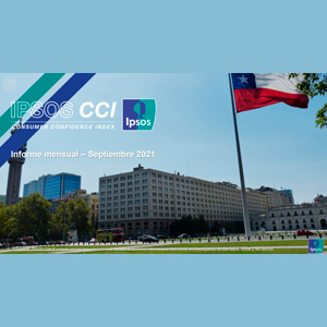Estudio: CCI Consumer Confidence Index – agosto 2021