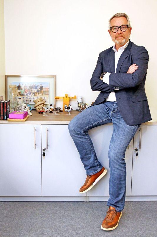 Christopher Neary, presidente de la IAB, miembro del Círculo de Marketing Digital de ANDA y Director Comercial en Canal 13