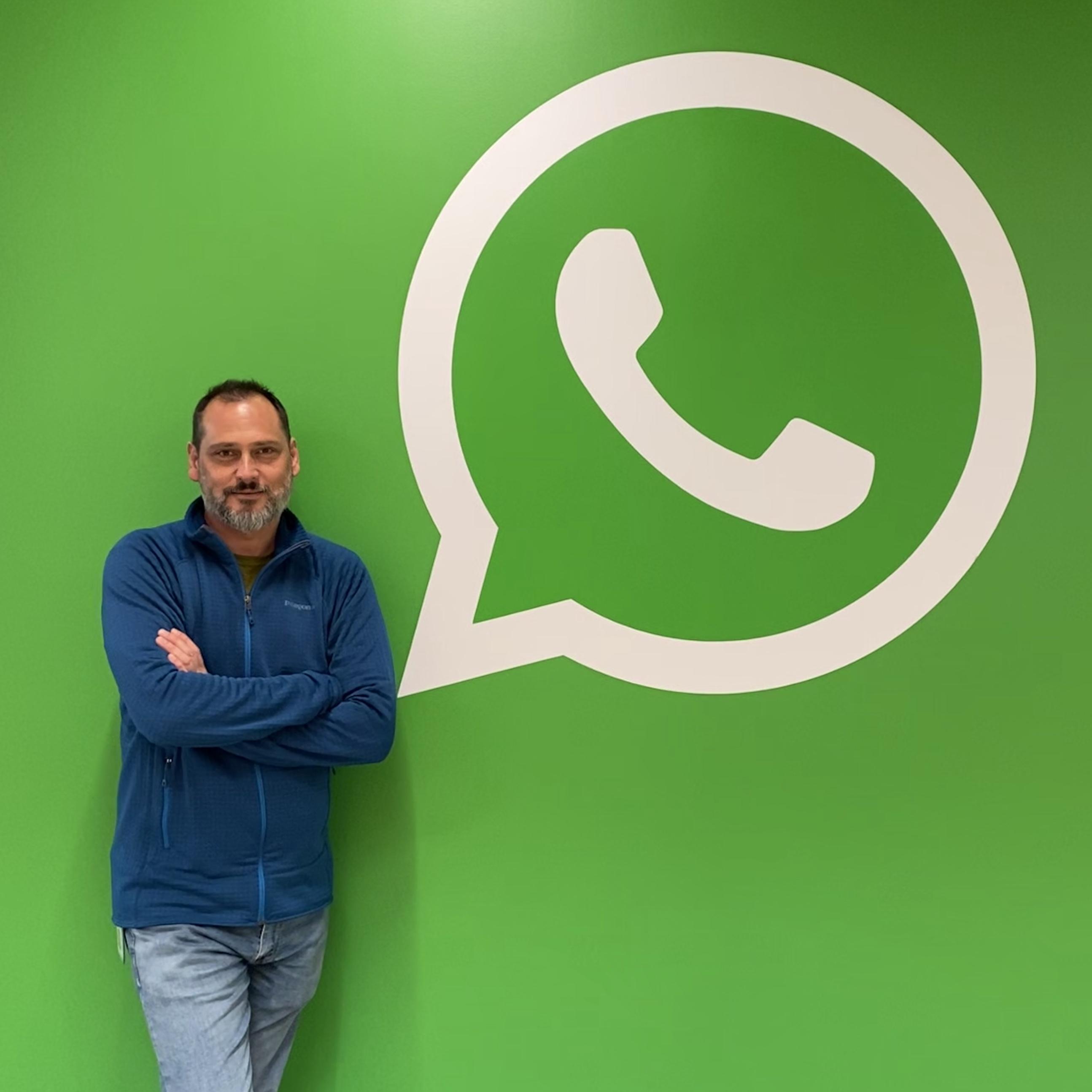 Pablo Bello, director de Políticas Públicas de WhatsApp para América Latina