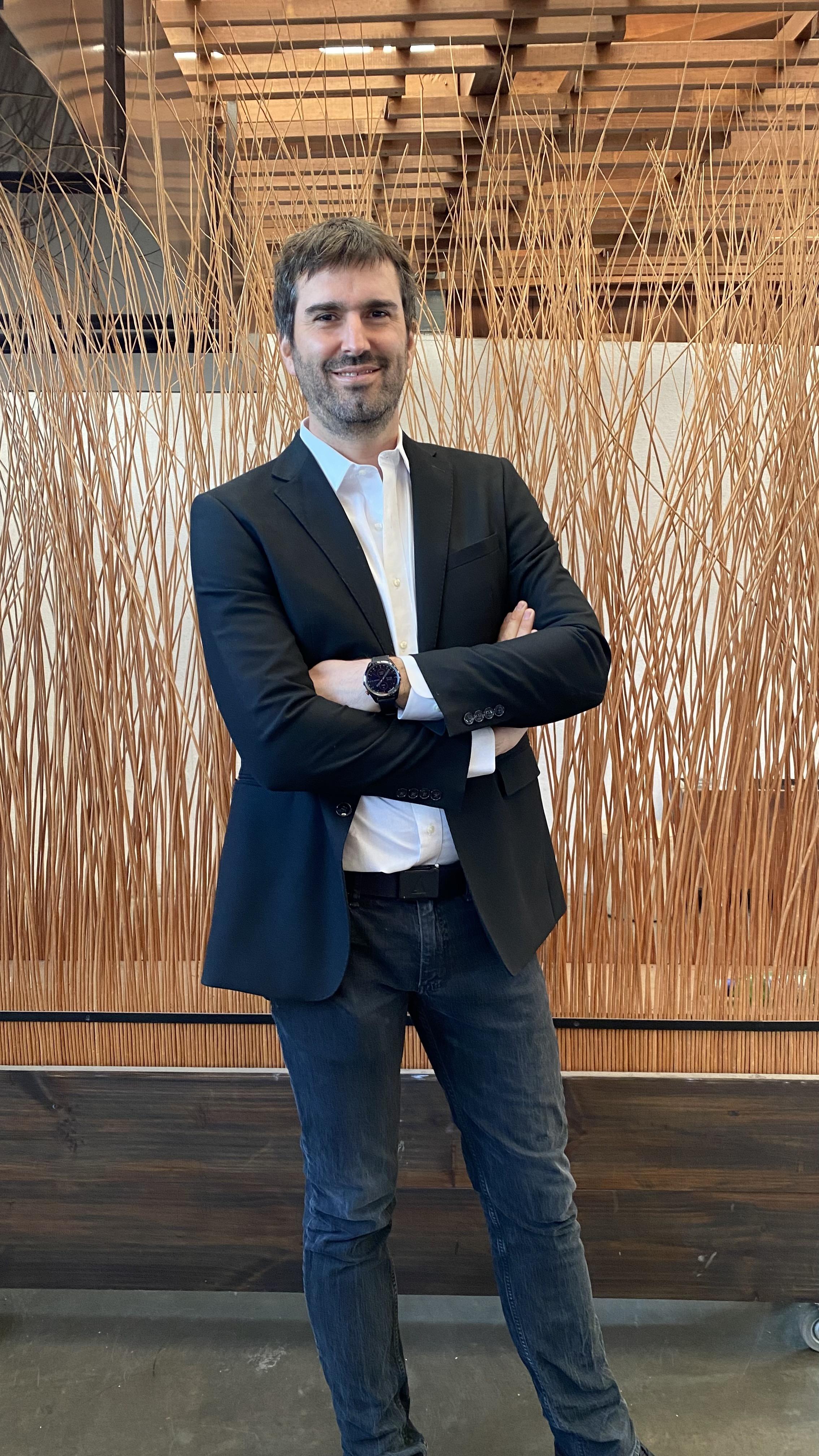 Nicolás Bunster, gerente de Marketing y Canales Digitales de Banco Ripley