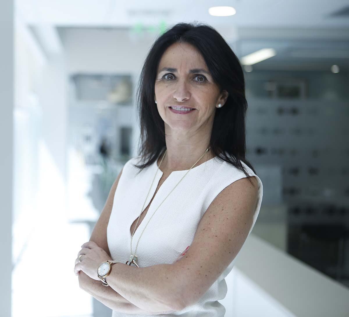 Carolina Cuevas, presidenta del Consejo Nacional de Televisión