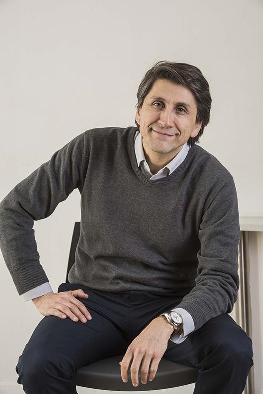 Rodrigo Cubillos, gerente de Marketing de Soprole