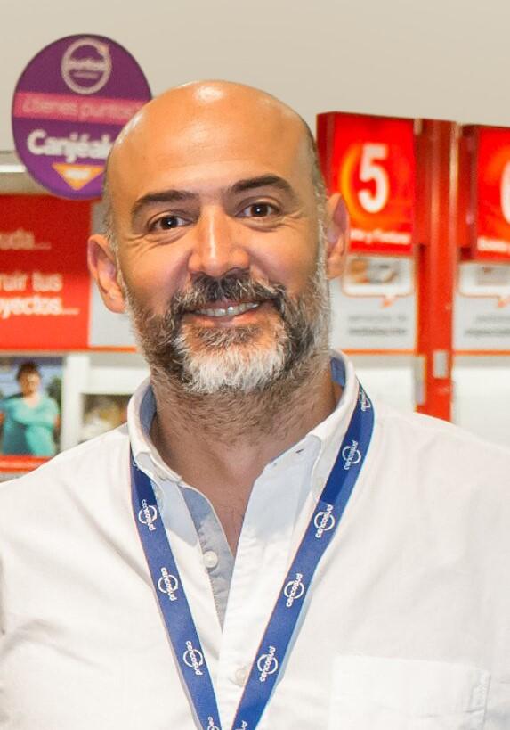 Ignacio Fuentes, encargado de Propósito de Easy