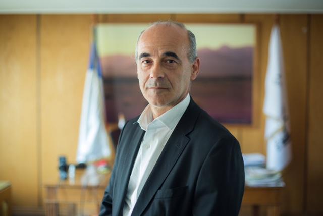 Eduardo Martínez, Presidente de ARCHI