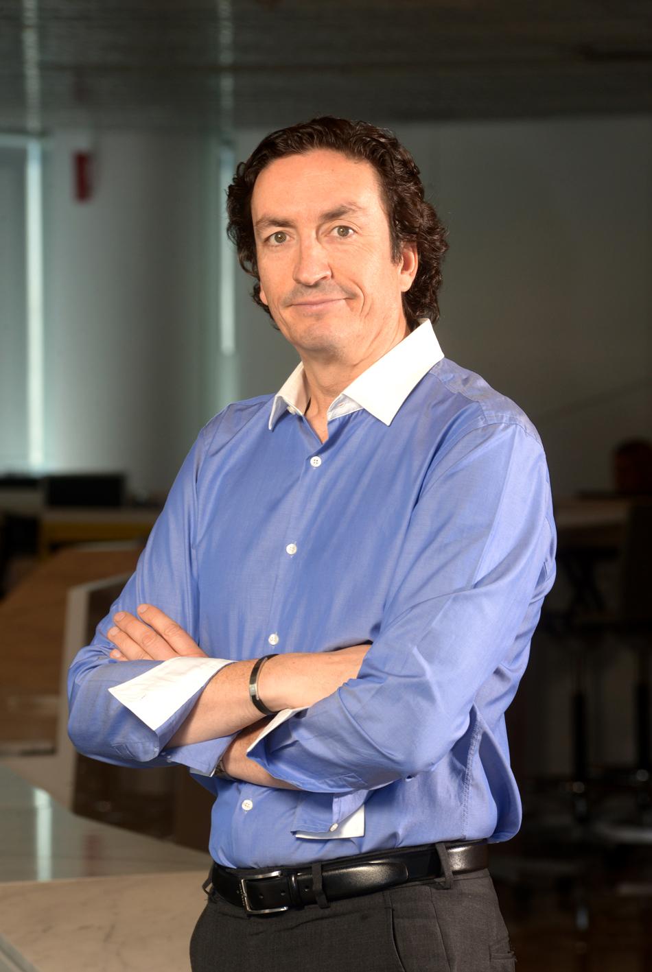 Carlos Rodriguez, gerente de Innovación de Entel