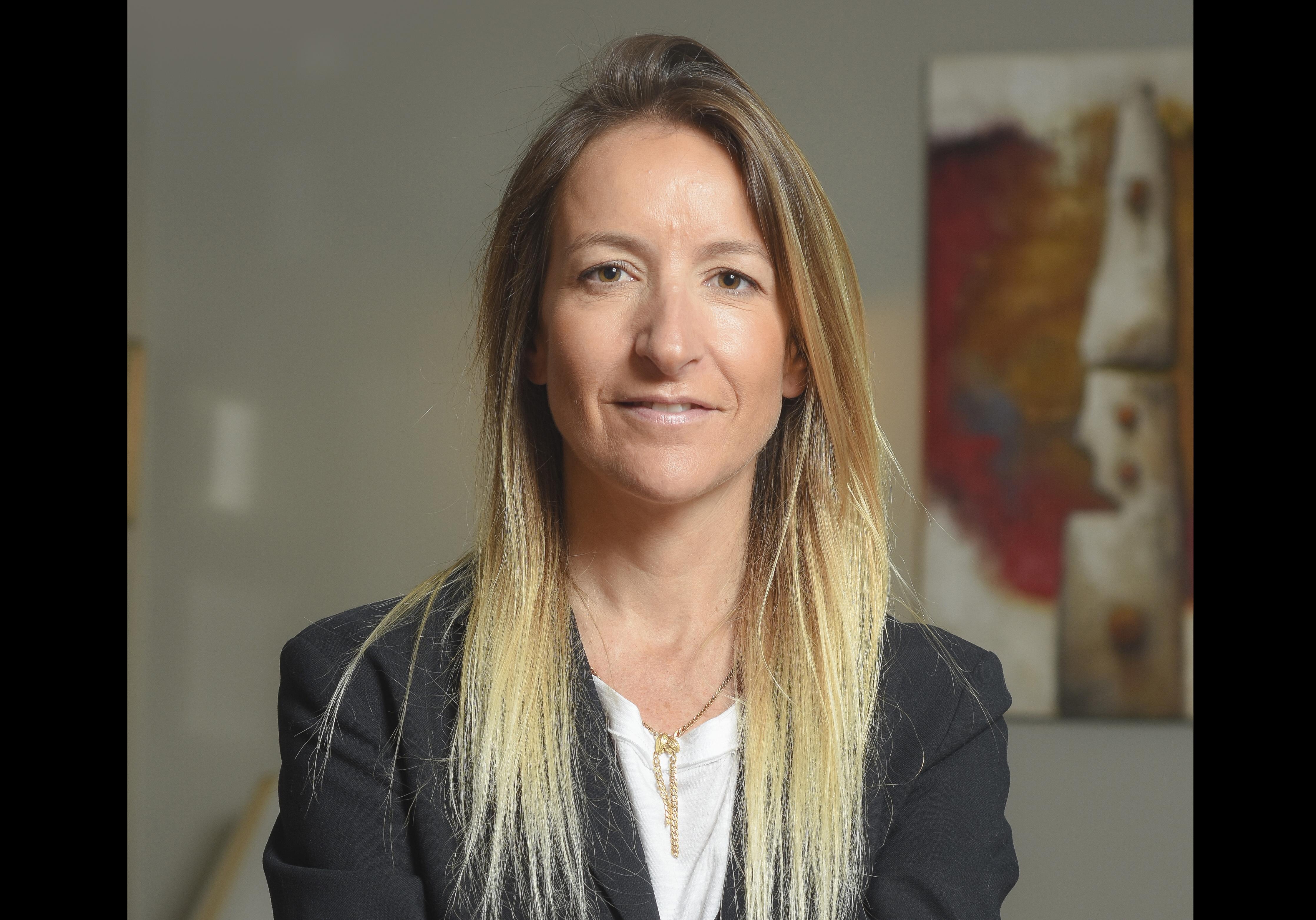 Pilar Barriga, gerente de Marketing de Ripley
