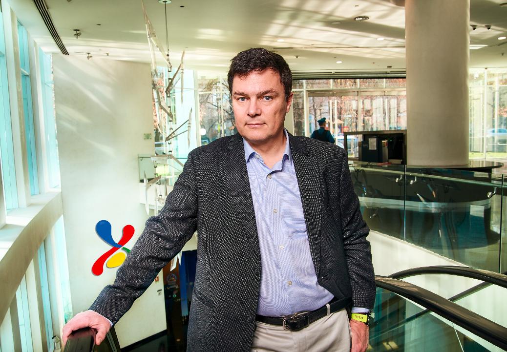 Eduardo Pooley, gerente de Marketing Corporativo y Digital de BCI y presidente del CMD