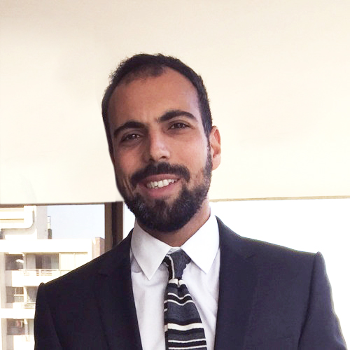 Eugenio Chahuán, director regional digital de Metro