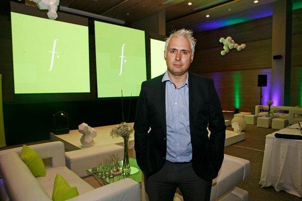 Ricardo Alonso, gerente corporativo de Marketplace Falabella.com