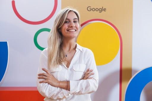 María Florencia Napolitano, Perf.Prod.Specialist GOOGLE