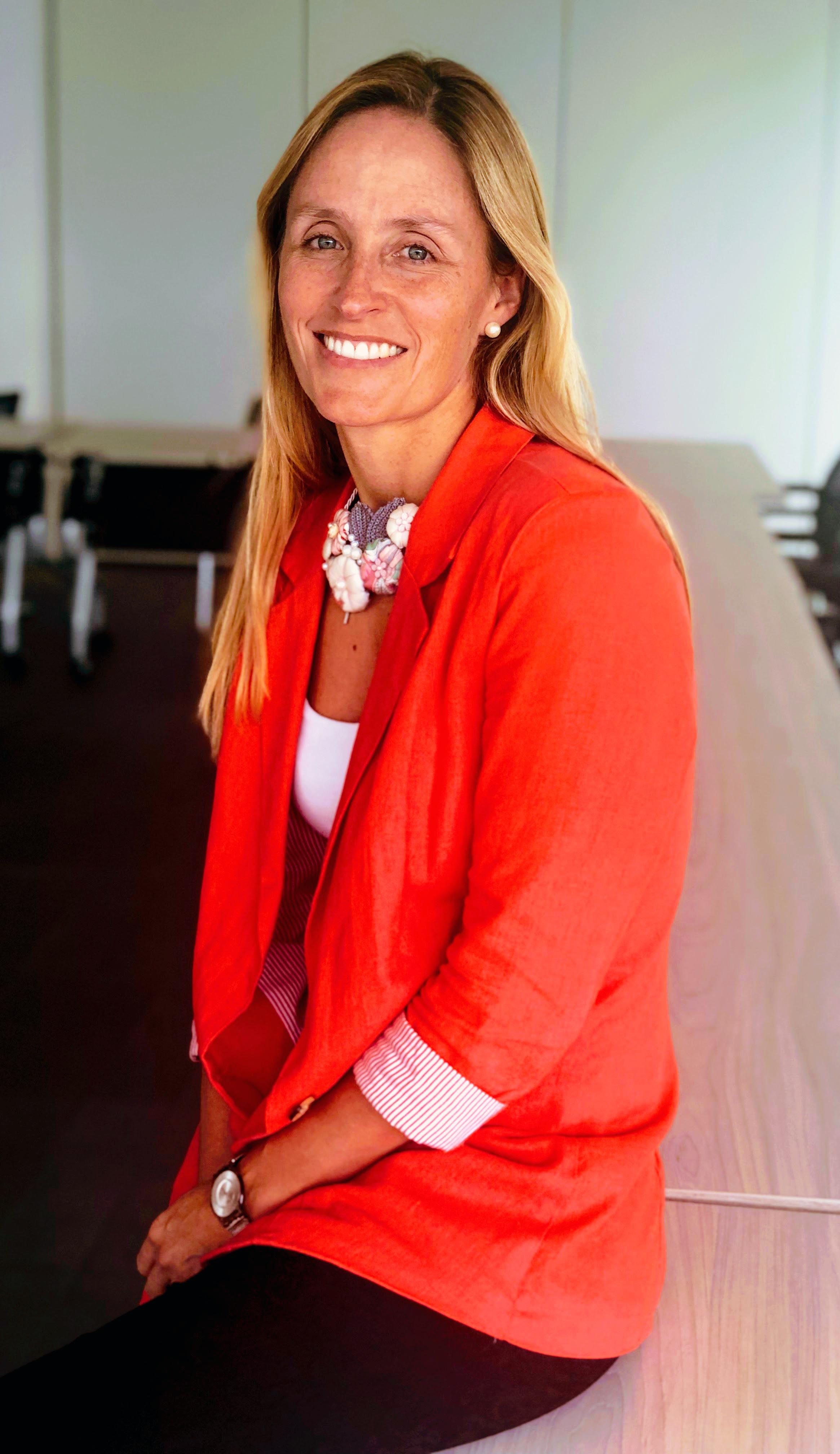 Diana McAllister, marketing director Foods & Refreshments Chile de Unilever